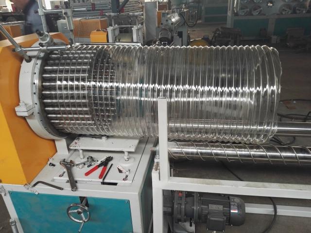 Spiral Rod Mold for TPU Air Duct Extrusion